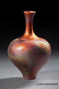 gorgeous craft vase