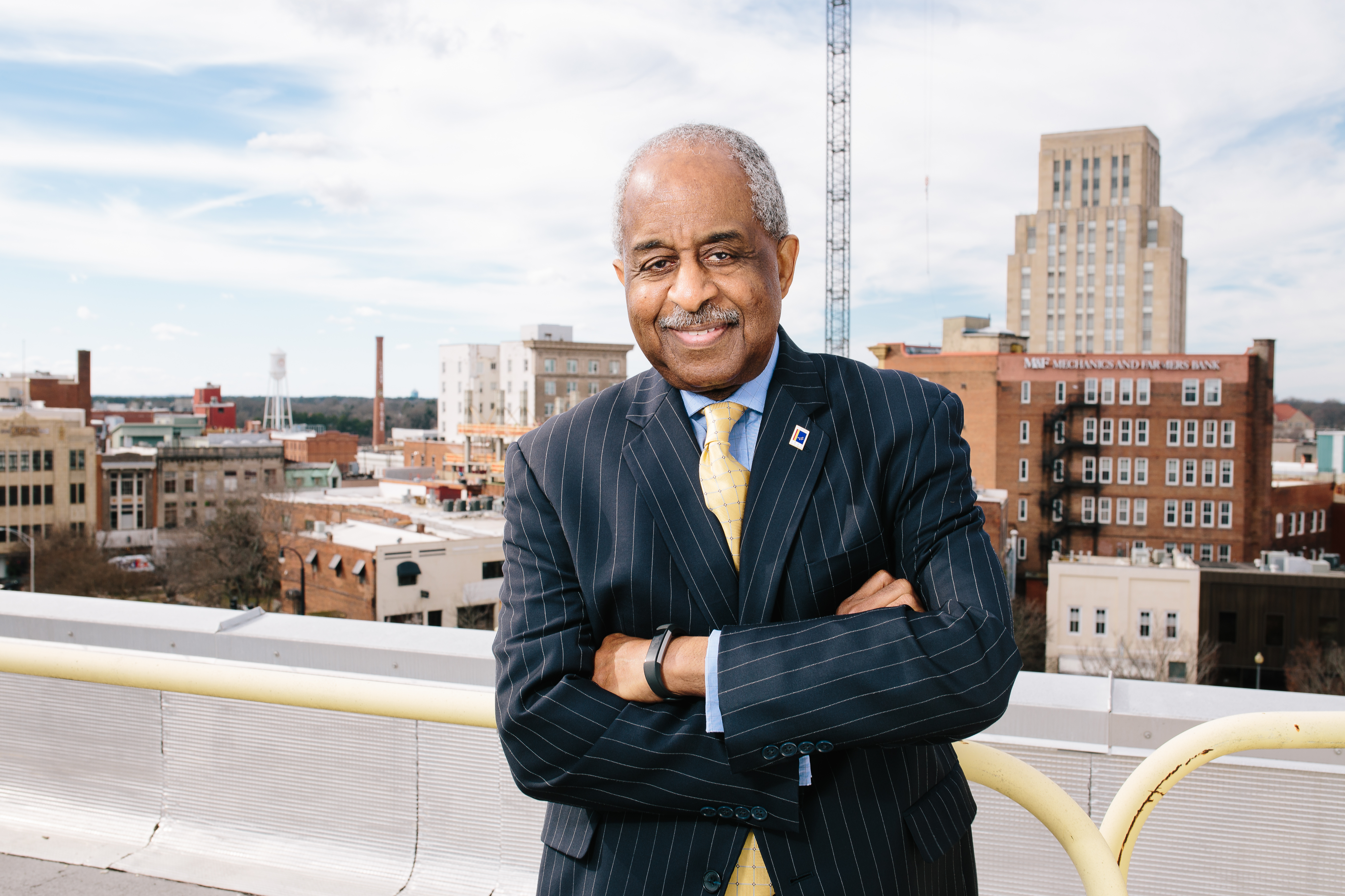 Mayor Bill Bell Leaves The Political Stage On High Note Durham