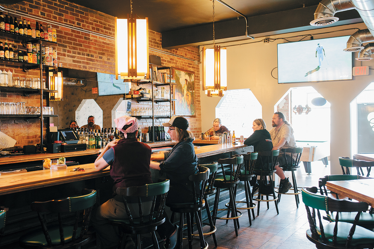 The Accordion Club Adds A Neighborhood Bar To The Downtown Scene