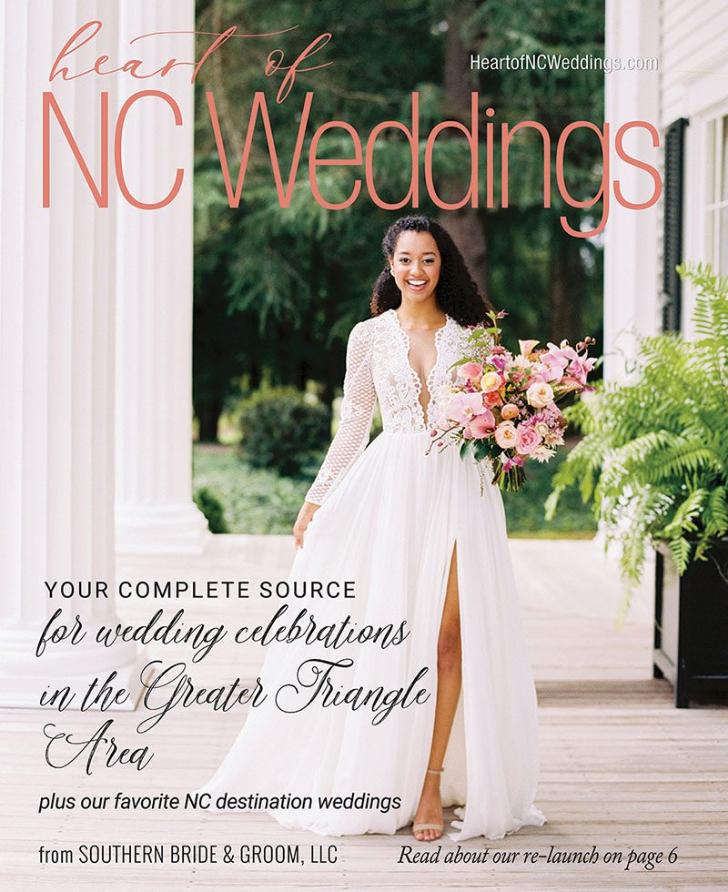 Heart of NC Weddings