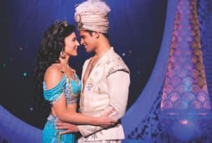 Disney's Aladdin, the hit Broadway musical