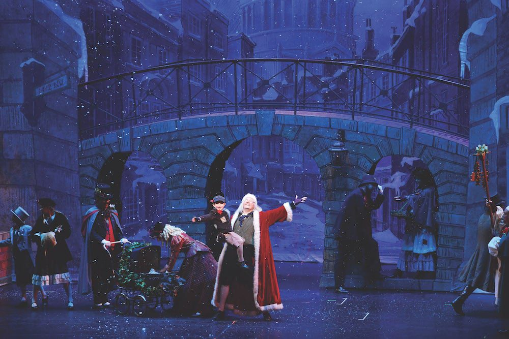 "Ira David Wood III's ""A Christmas Carol"""