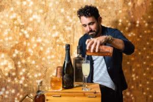 Bar Virgile's Daniel Sartain