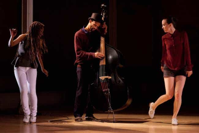 Chapel Hill native Michelle Dorrance brings her troupe to ADF with SOUNDspace.