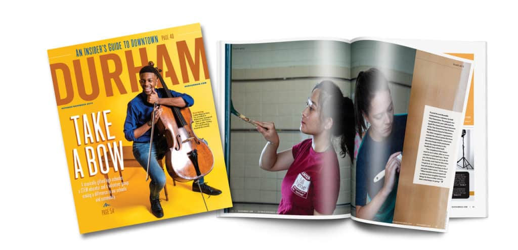 Durham Magazine October/November 2019 Issue