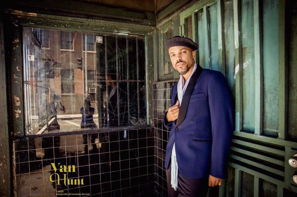 Grammy-winning musician Van Hunt will be headlining this summer's free concert series at Durham Central Park