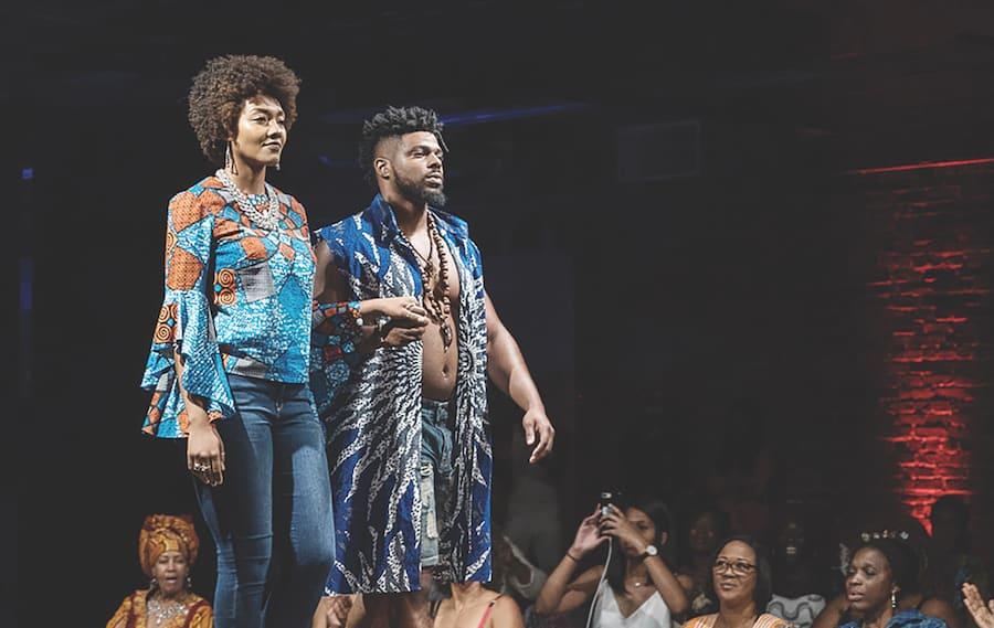 2019 African Fashion Week NC at The Fruit Durham