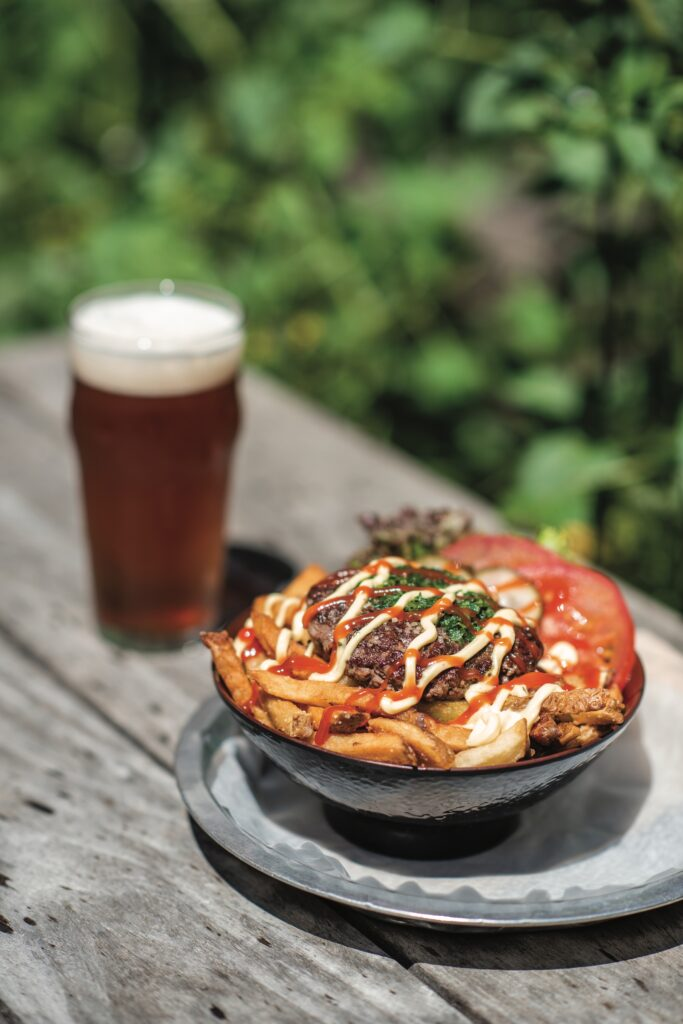 Bull City Burger & Brewery makes the ultimate Durham checklist