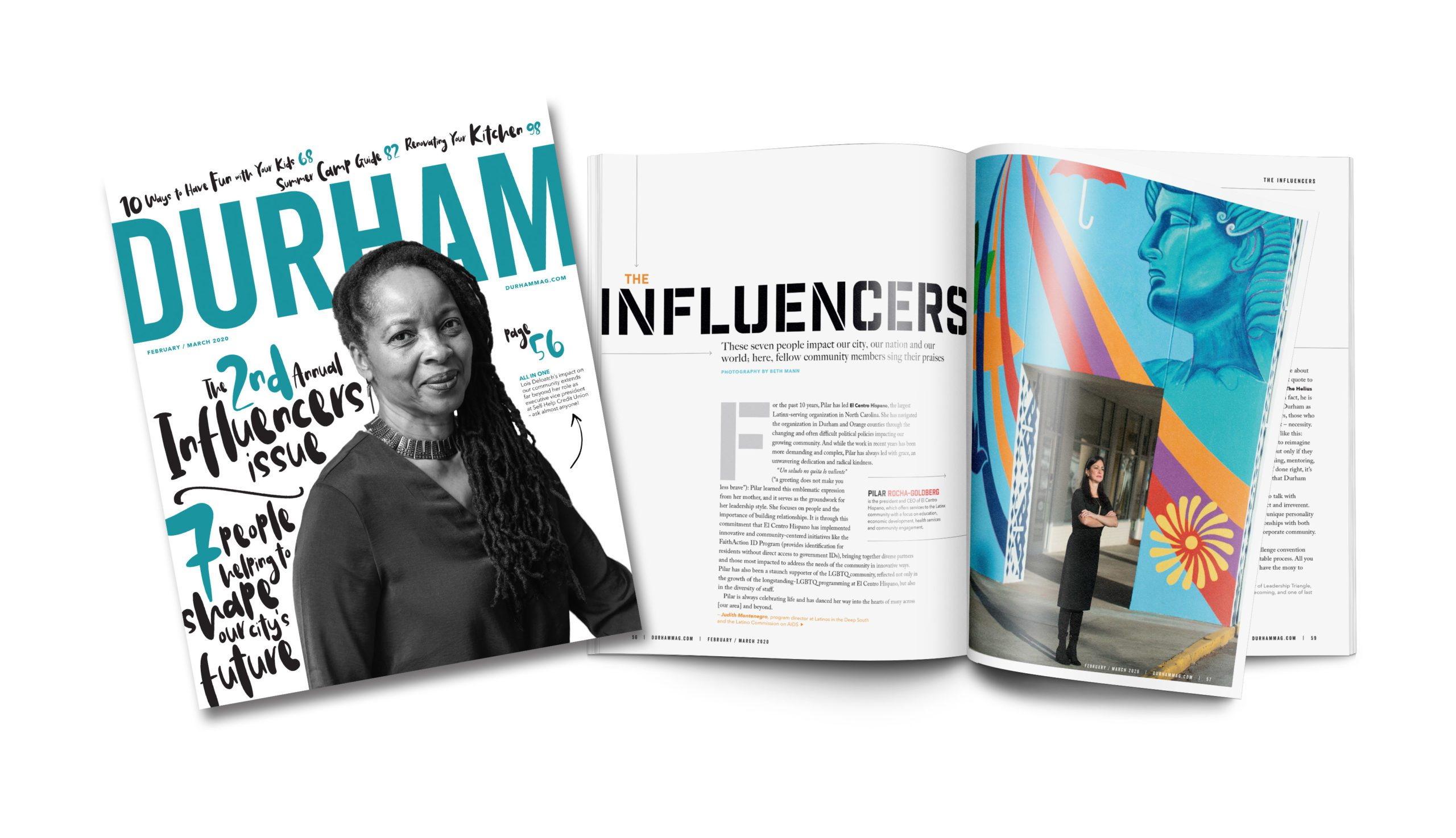 Durham Magazine February/March 2020 issue