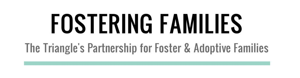 Logo for nonprofit Fostering Families