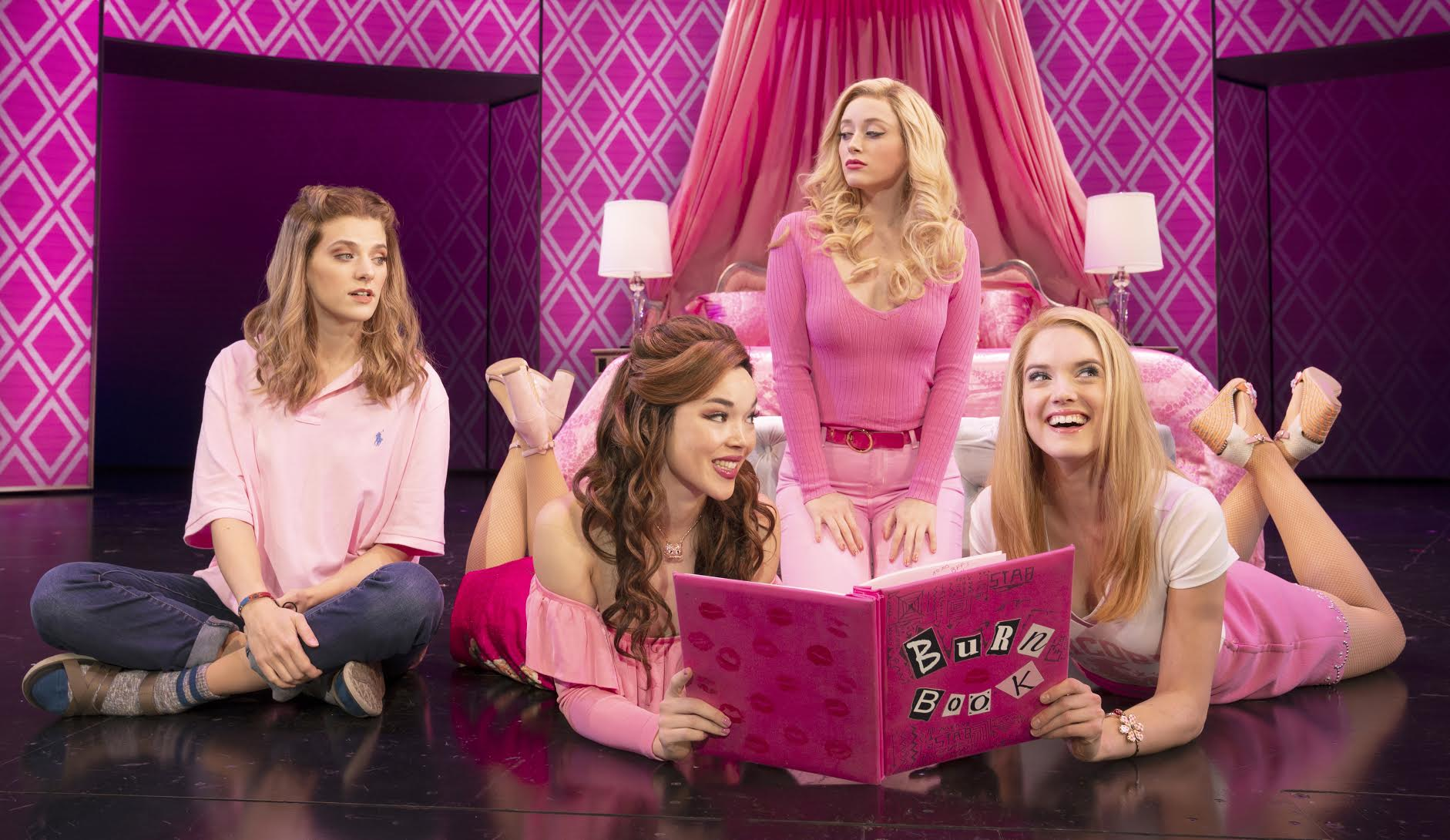 """""""Mean Girls"""" at Durham Performing Arts Center (DPAC)"""