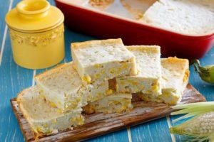 Sweet Corn Spoon Bread recipe by Tyler Vanderzee