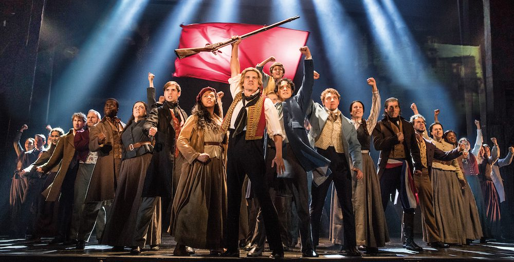 Les Misérables at DPAC