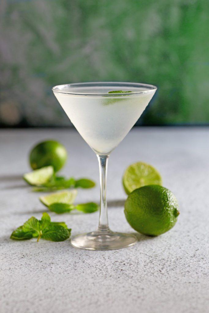 Durham Distillery's Southside Cocktail