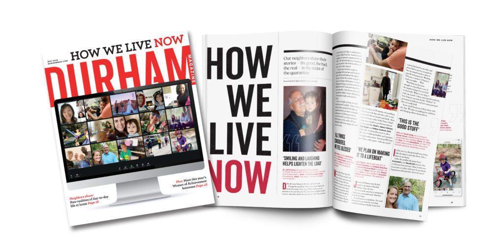 Durham Magazine May 2020 issue