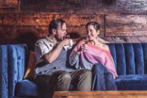 Sean Umstead and Michelle Vanderwalker of Kingfisher