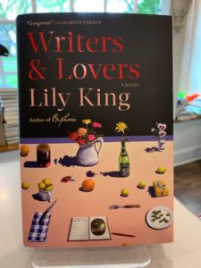 Writers & Lovers is a book recommendation from McIntyre's Books in Pittsboro