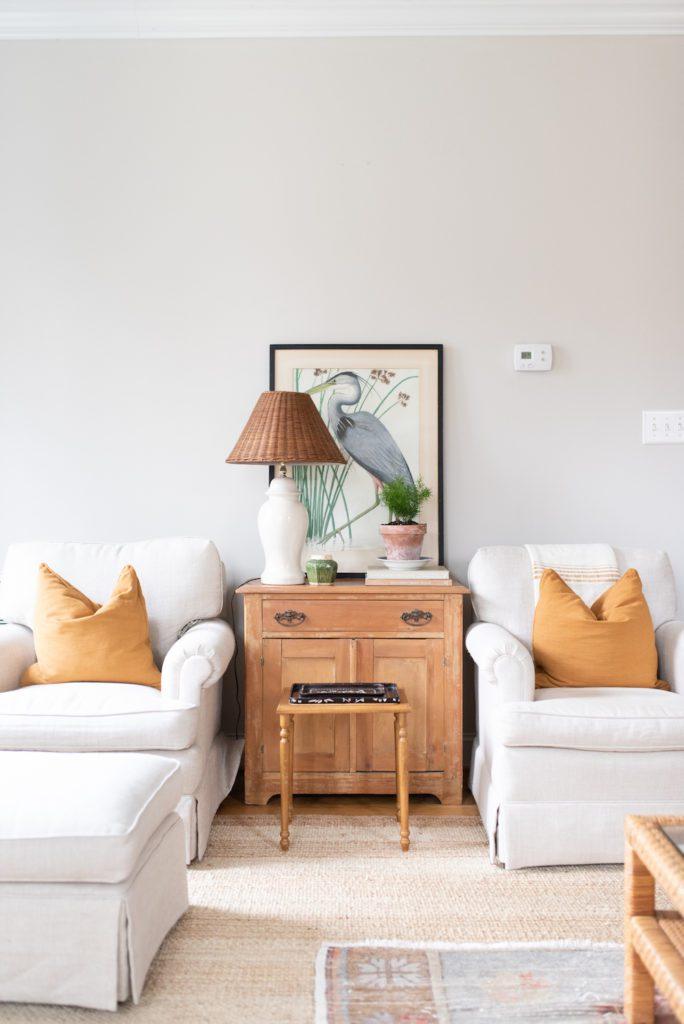 Ashlyn Goldberg living room