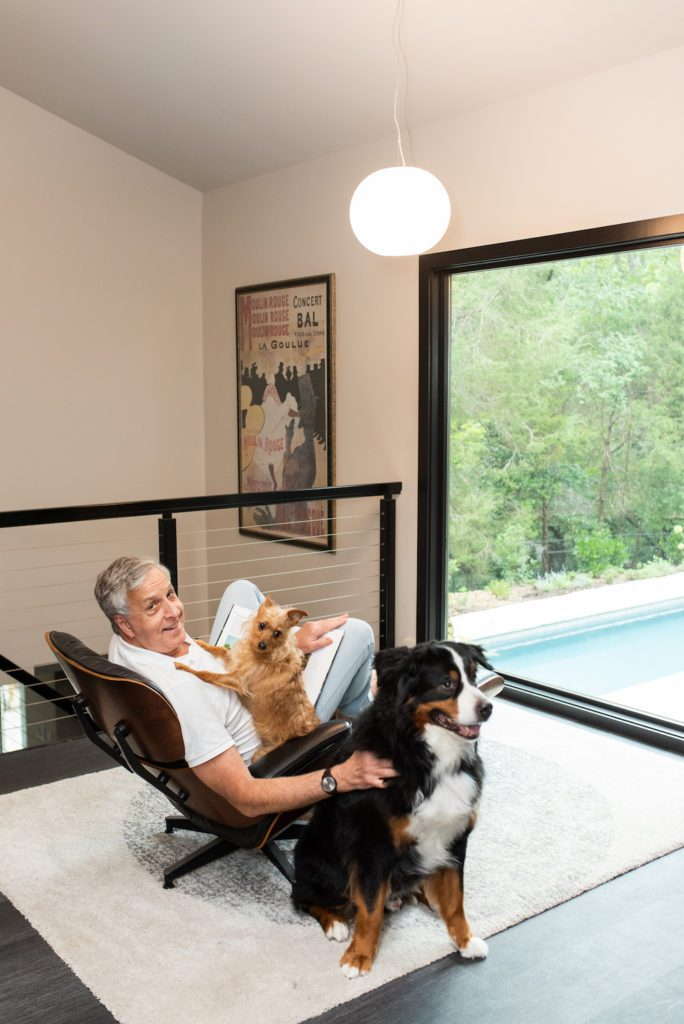 Families spend more time with their dogs