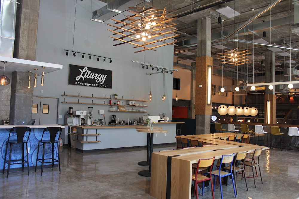 Durham Food Hall Opens