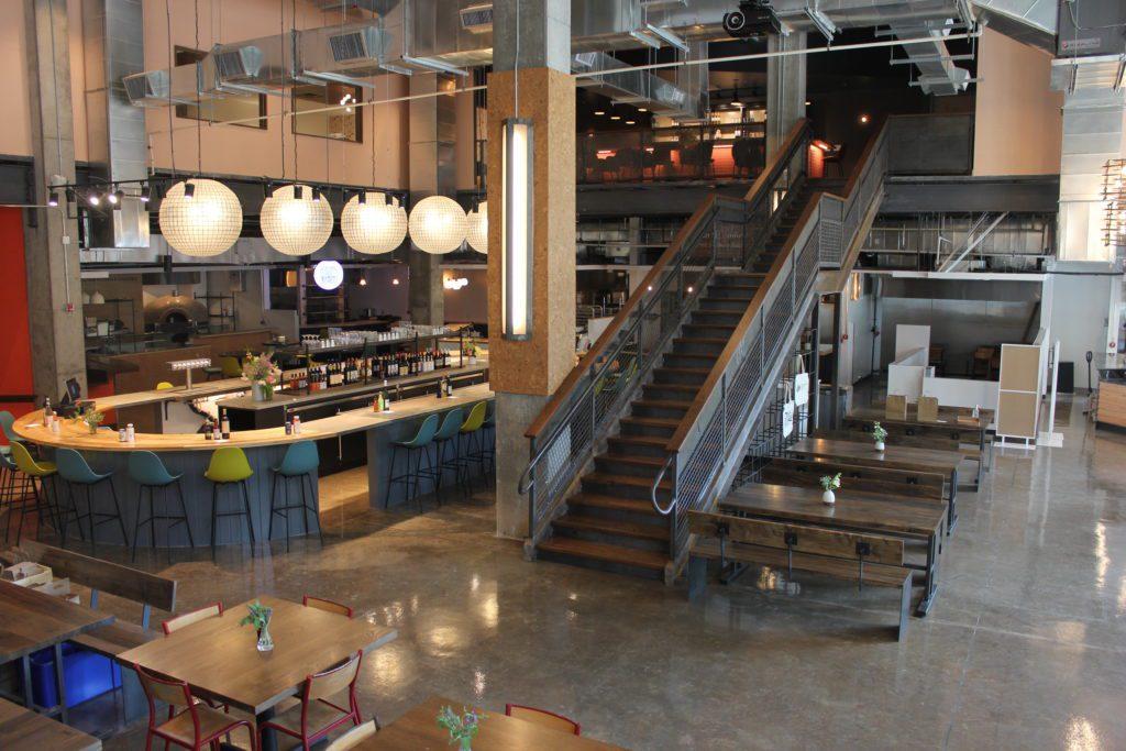 Durham Food Hall