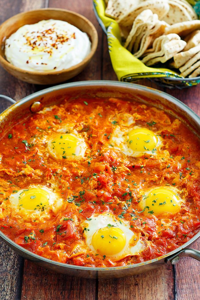 Meals to make at home for special occasions – Shakshuka