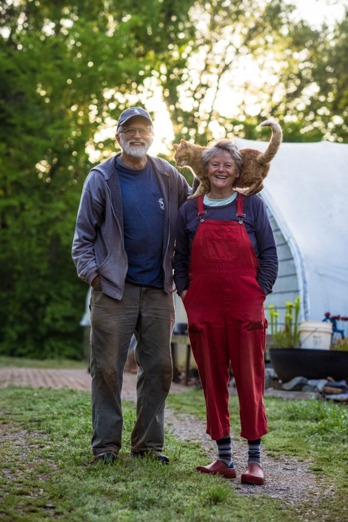 Four Leaf Farm Owners – morning workers