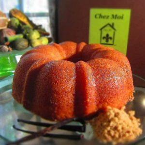 Delicious Chez Moi Bakery Bundt Cake Local Durham Bakery