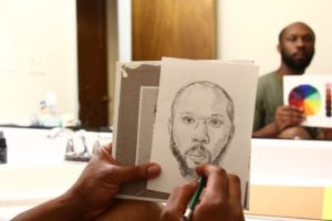 Sketching from Home: William Paul Thomas