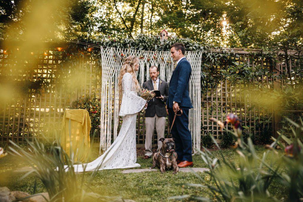 Ross and Hall Wedding – Photo by Jamie Robbins