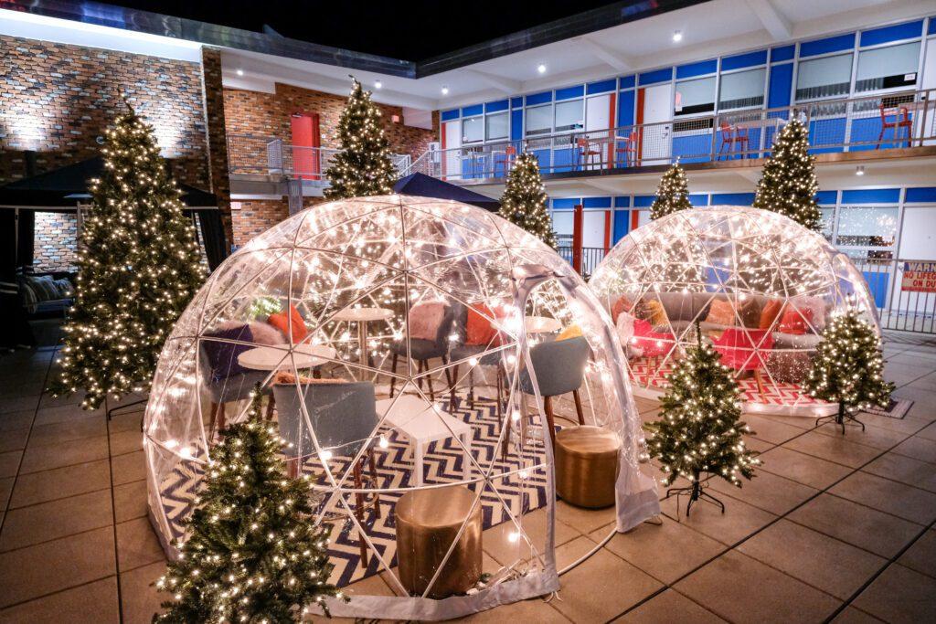 weekend events – Unscripted Hotel Winter Wonderland