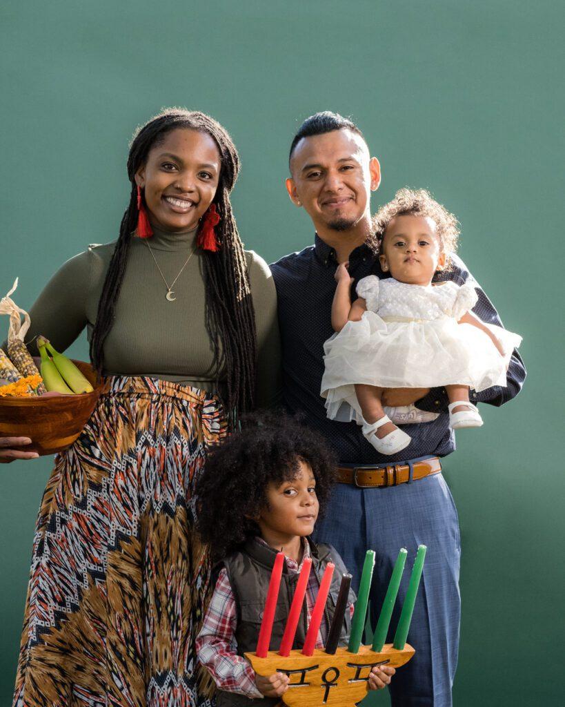 Santibanez family