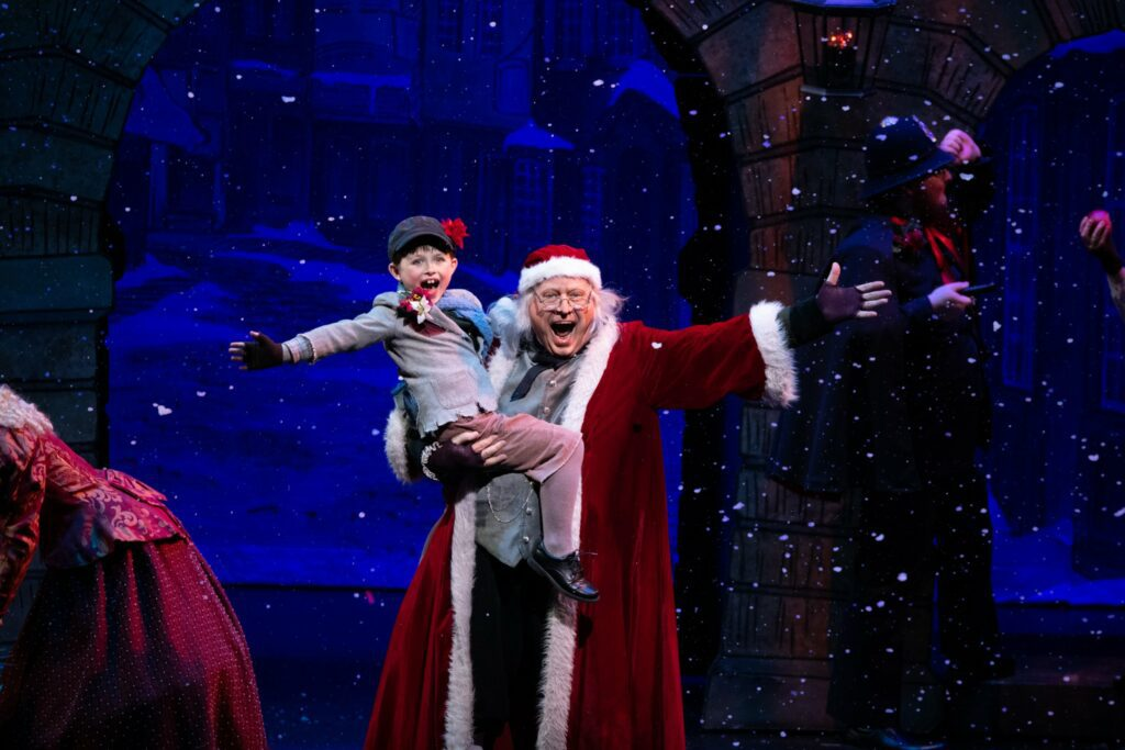 weekend events – holiday show at Theatre in the Park