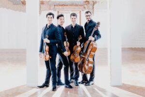 weekend events – Quatuor Arod