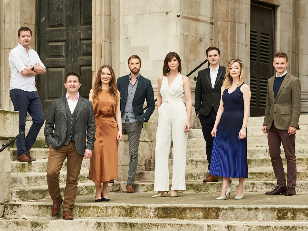 the VOCES8 group