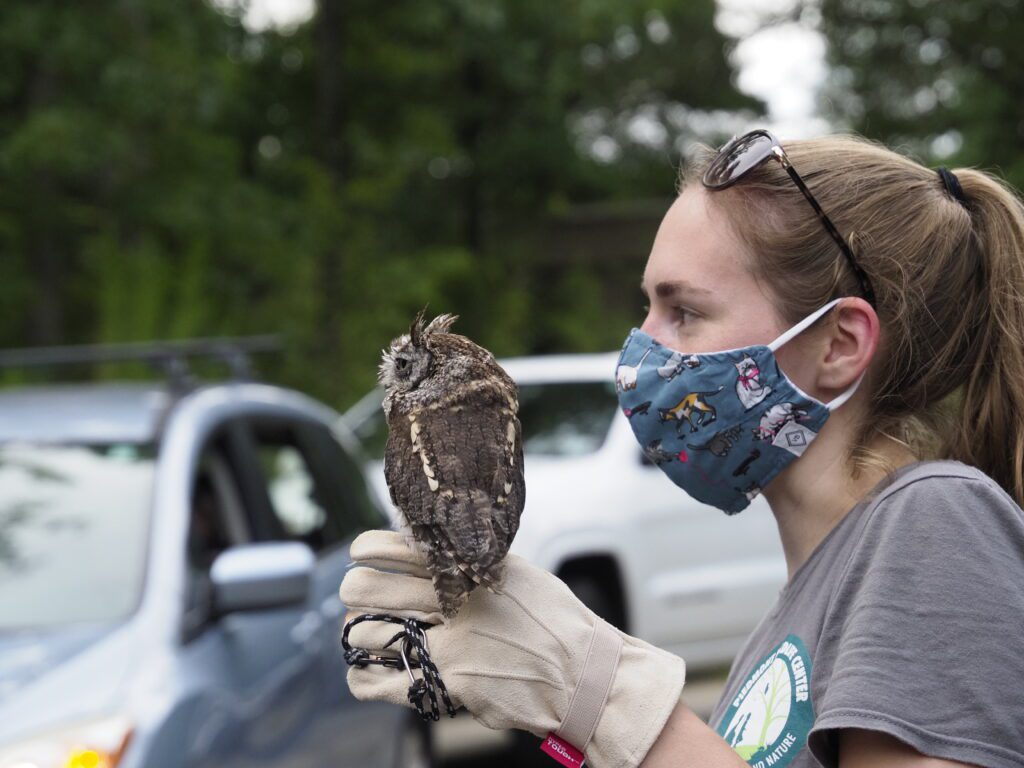 Earth Day weekend at Piedmont Wildlife Center