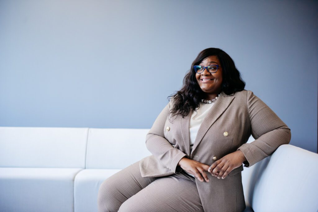 women in STEM – Tamara Terry