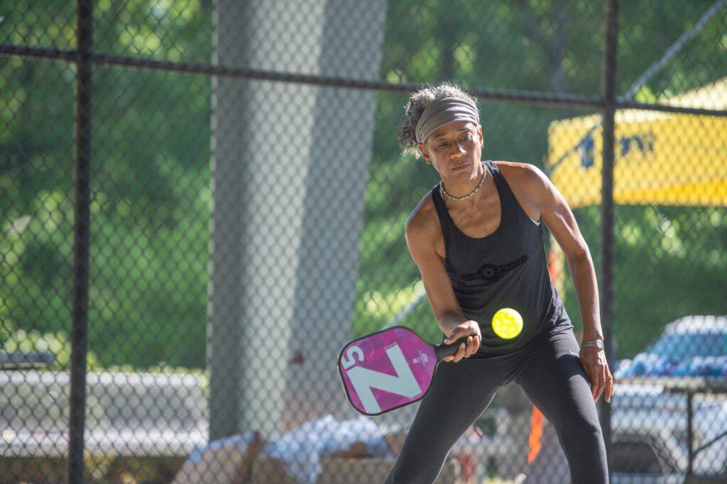 Durham County Senior Games – Cindy Covington