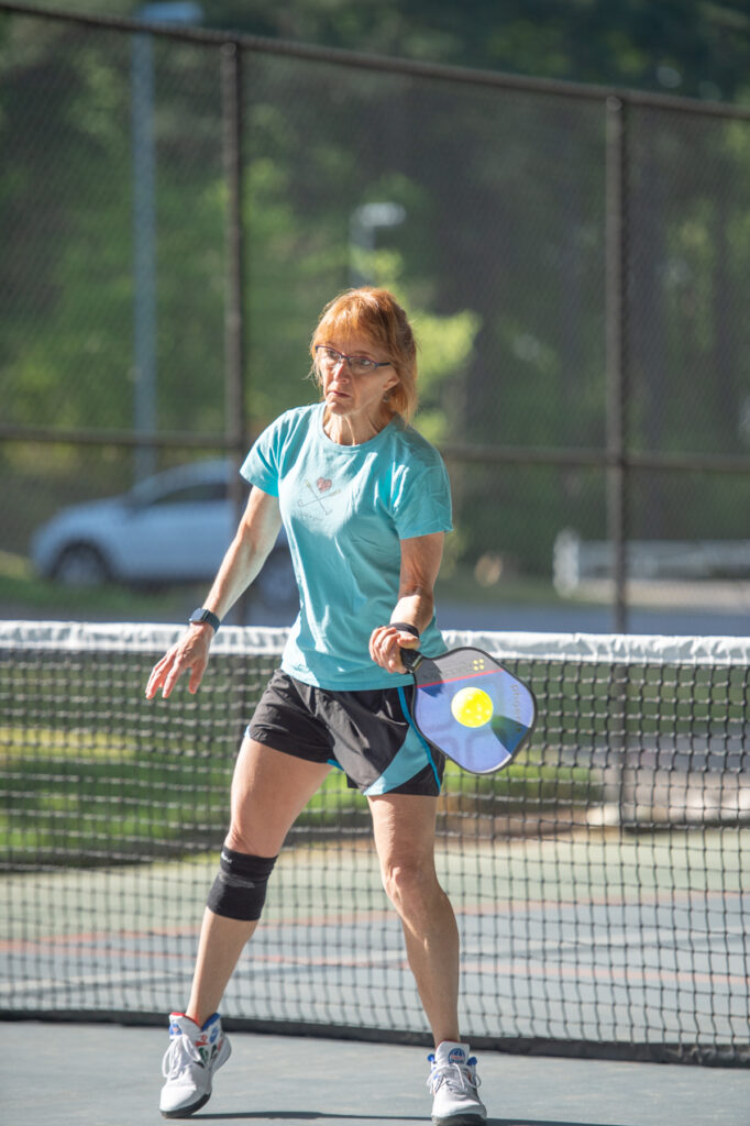 Durham County Senior Games – Staci Green