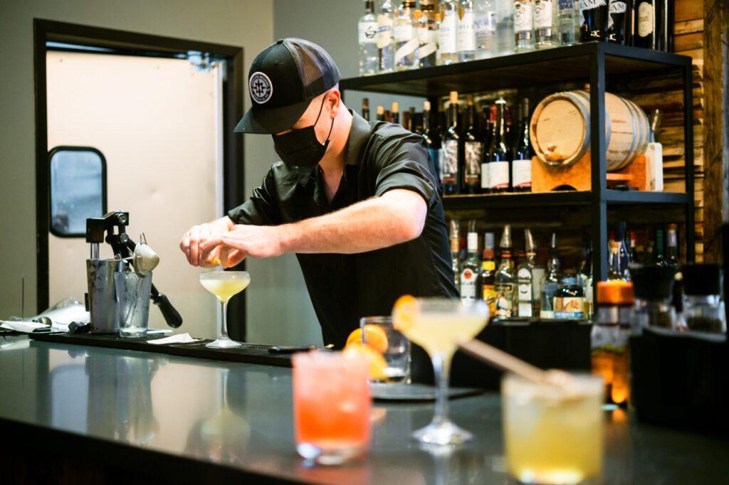 Bartender at Honeysuckle at Lakewood