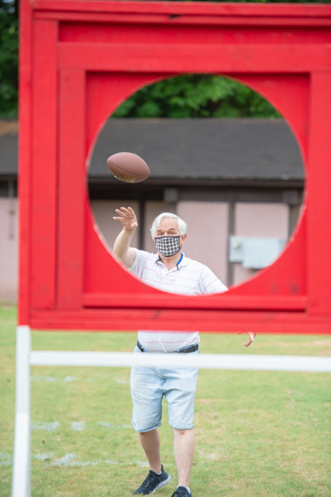 Durham County Senior Games – Christopher Mapley-Brittle