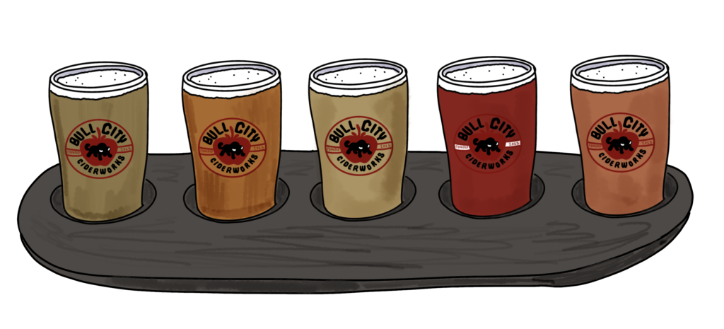 breweries, distilleries and cideries – Bull City Ciderworks