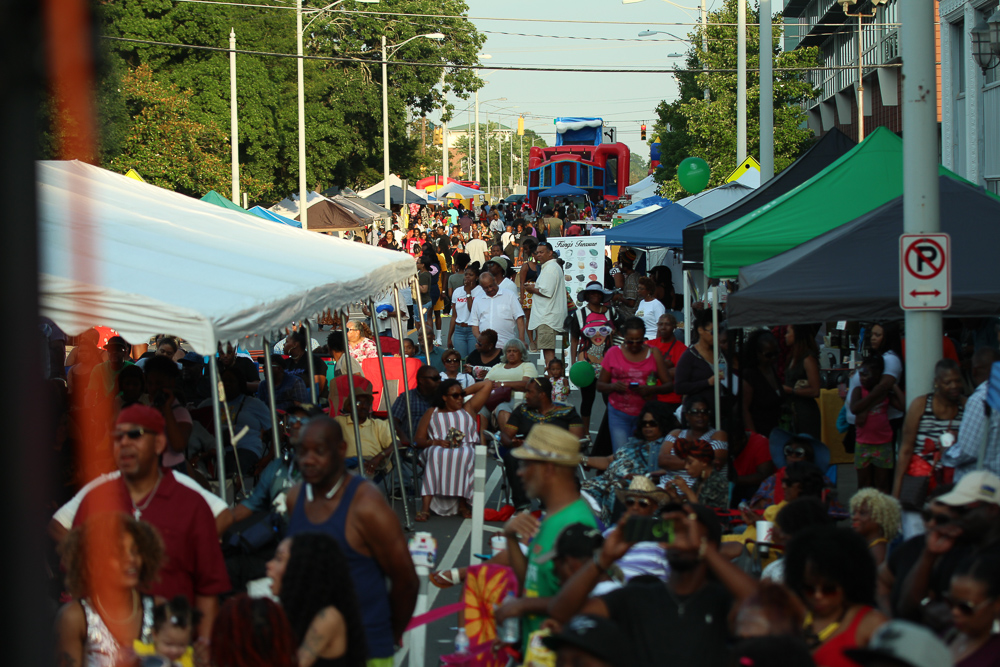 Juneteenth 2021 hosted by Spectacular Mag