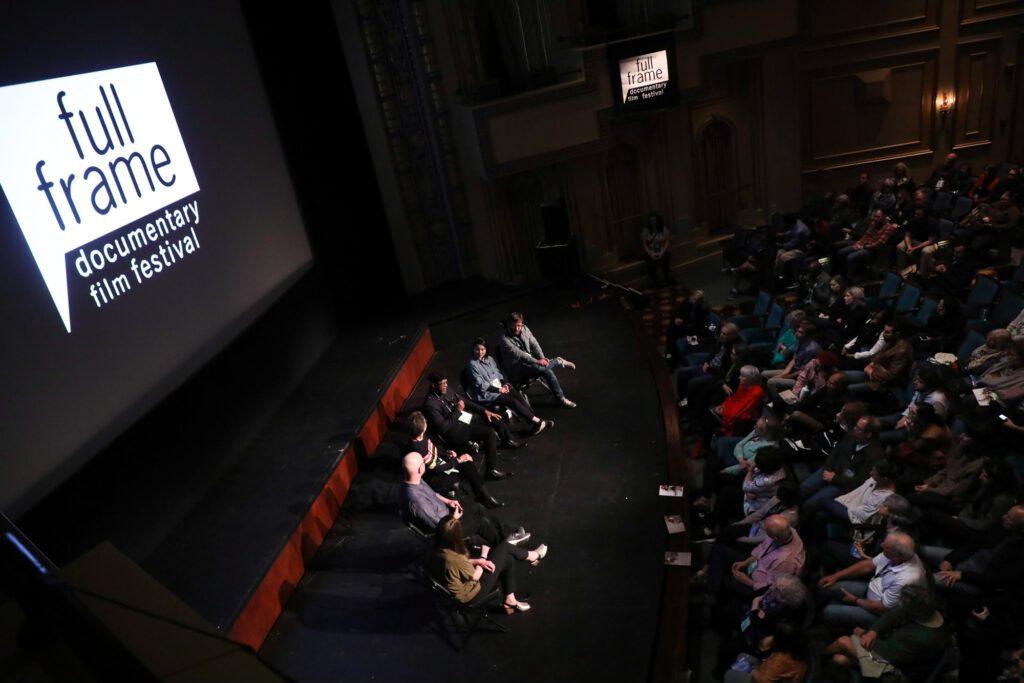 screenings at Full Frame Film Festival