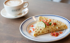 Press Coffee and Crepes