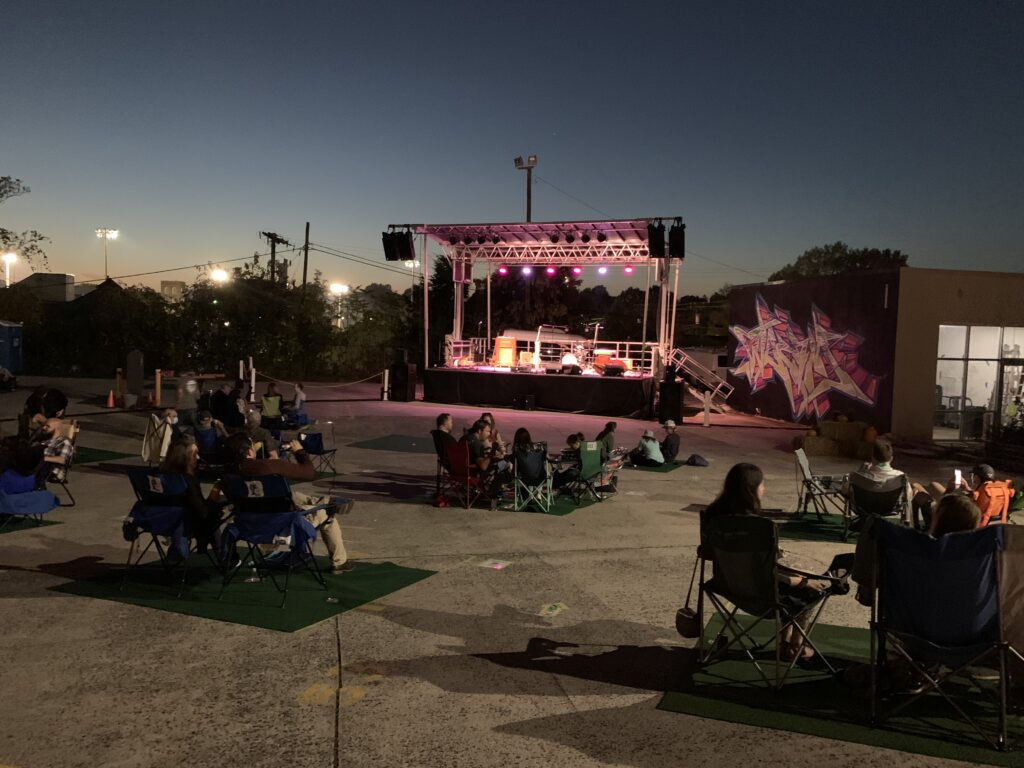 weekend events in Durham – Live in the Lot at Motorco