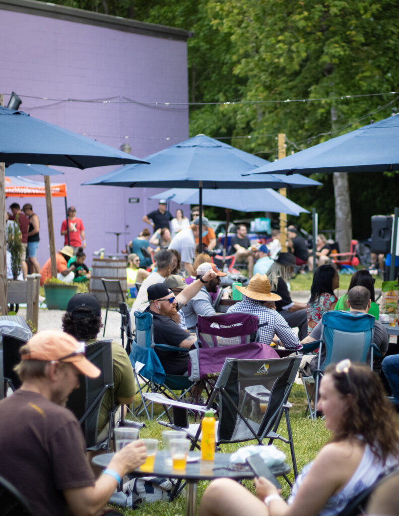 weekend events in July – Crushable beer fest at The Glass Jug