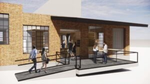 Liberty & Plenty Distillery renderings