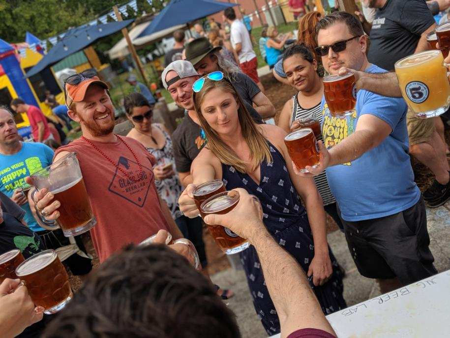 September's coolest events – Oktoberfest at The Glass Jug Beer Lab