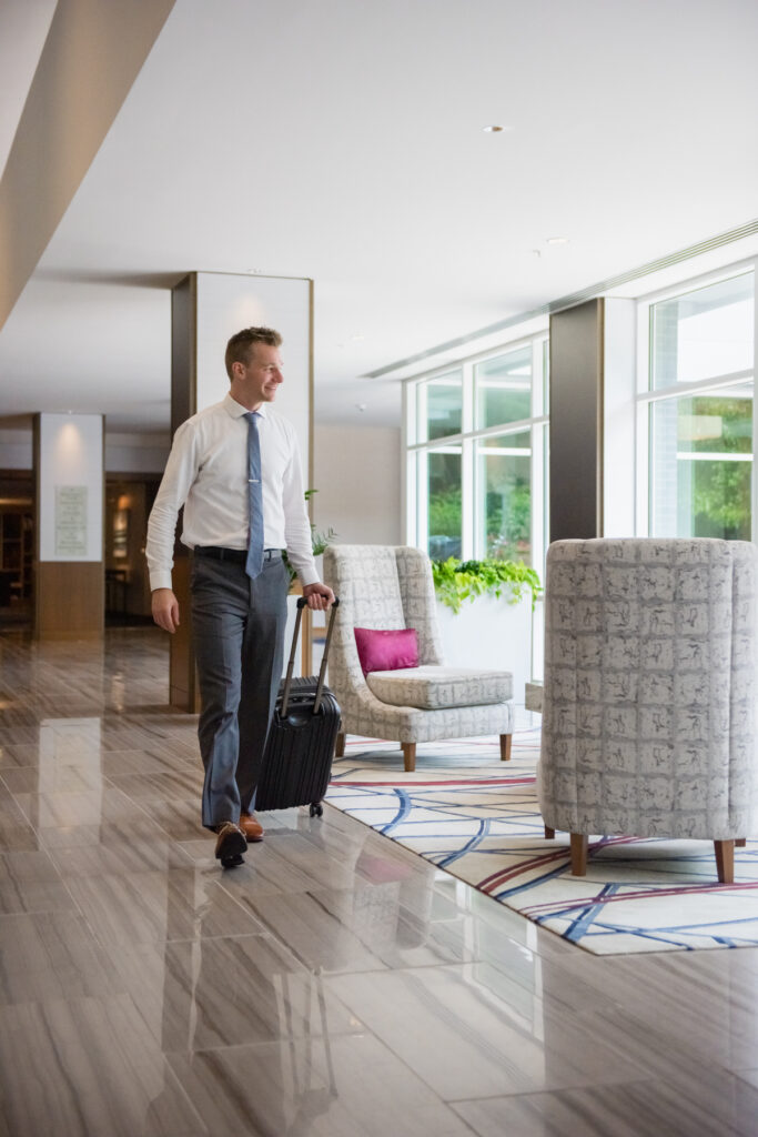 Post-pandemic, hotels like JB Duke see significant growth in reservations.